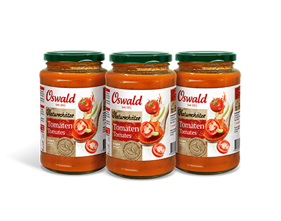 Image of 3er Set Tomatensuppe flüssig Naturschätze