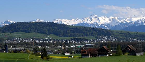regional Zentralschweiz